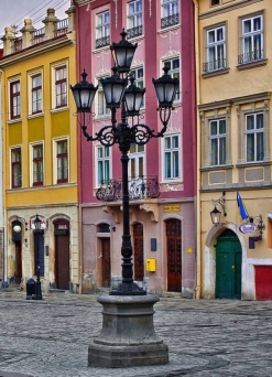 Old Lviv in 1 day