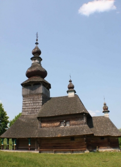 "Ecumenical tour ""15 churches and monasteries Transcarpathia"""