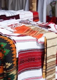 Hutsul shopping in the Kuty and Kosiv