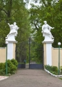 Legacy of Johann Georg Pinsel and Bernard Meretyn and German settlements in Ukraine