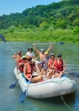 Limnytsya river rafting tour