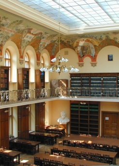 Scientific Library of the University