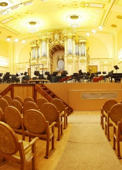 Secrets of Lviv Philharmonic