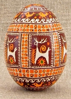 "Workshop ""Hutsul pysanka"""