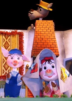 Fairytale World of Puppet Theater