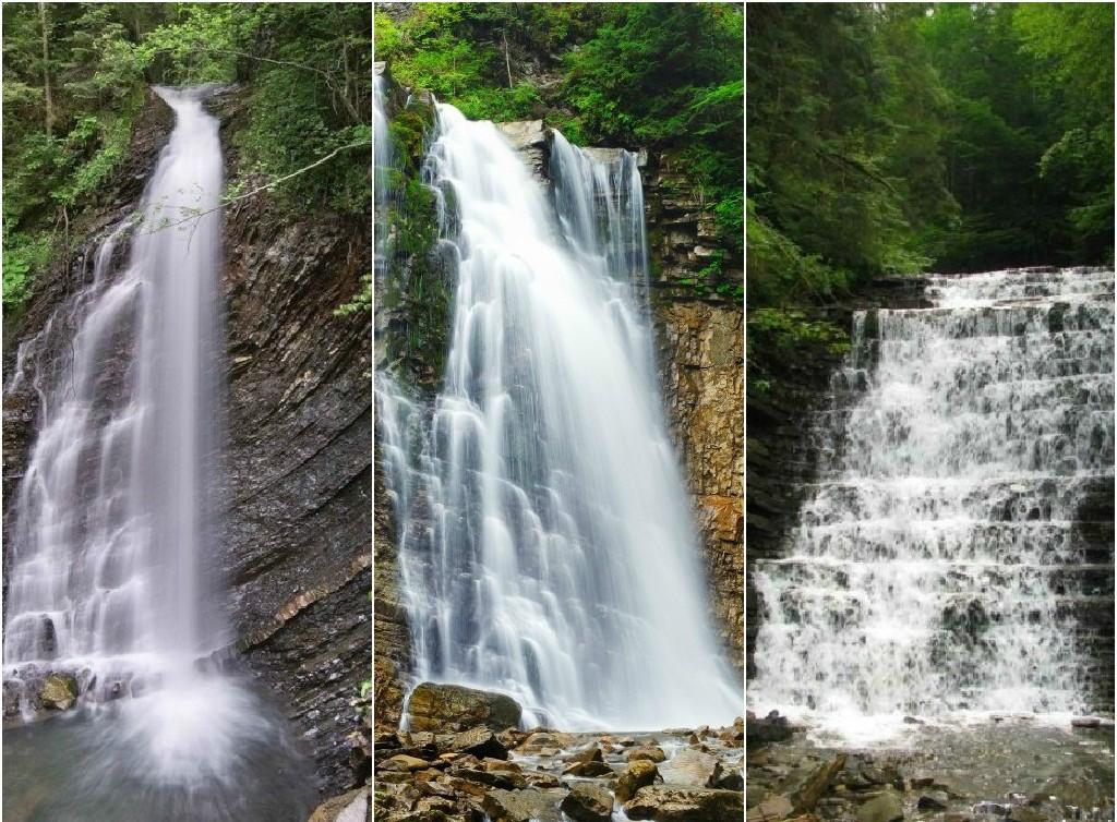 The Best Waterfalls in the Ukrainian Carpathians