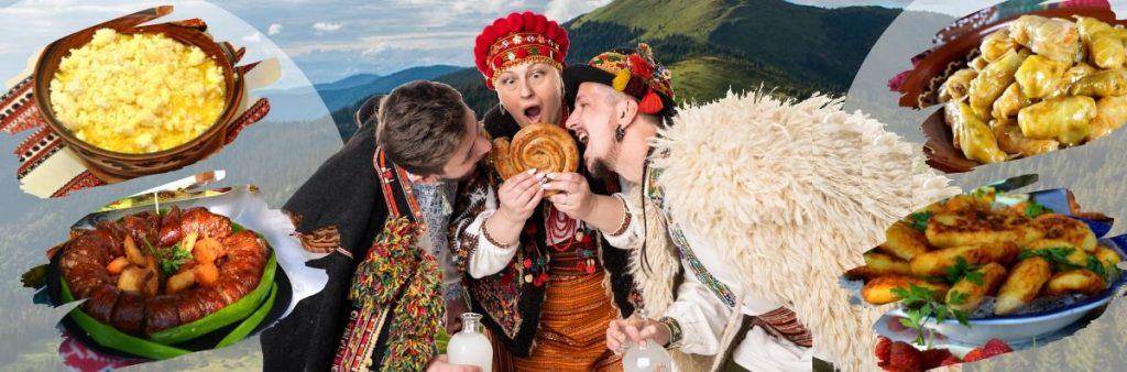 Ukrainian Carpathians national cuisine - 12 delicious Hutsul dishes